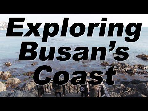 Exploring Busan, South Korea's Coast // Off the Tourist Trail