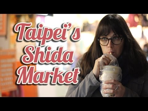 Shida Night Market | Taipei, Taiwan's Trendiest Market