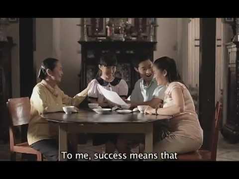 """Helmet Awareness TVC: """"When I grow up"""" (Vietnamese with EN subtitles)"""
