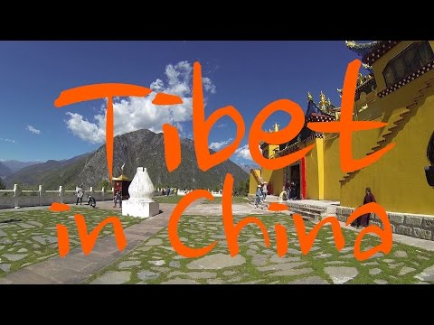 Yak Heads and The Cure for Cancer in Kangding: Tibet in China