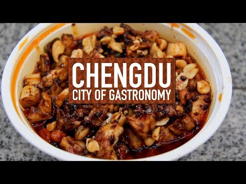 2 Sisters Rabbit (and a Market Tour) // Chengdu: City of Gastronomy 08