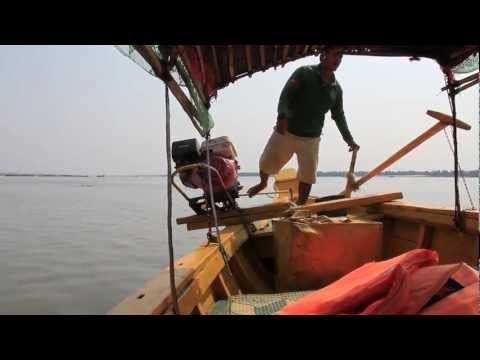 Cambodia's Irrawaddy River Dolphins