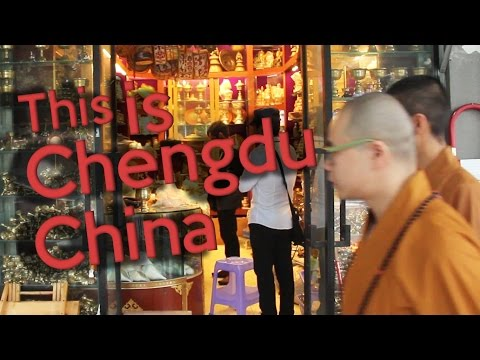 Tibetan Quarters | This is Chengdu, China