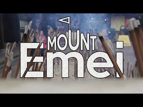 Emei Mountain - China's Largest Sacred Mountain Explained