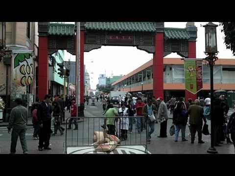 Backpacking South America: Lima, Peru