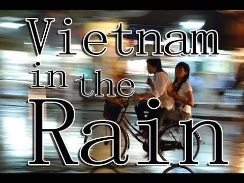 Vietnam in the Rain