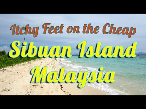 Malaysia's Best Beach: A Private Boat to Sibuan Island