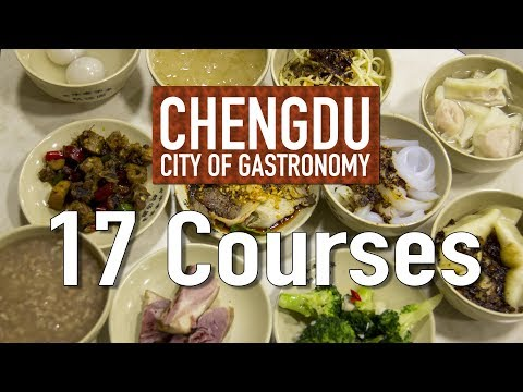 Lai's Balls (and a 17 course meal) // Chengdu: City of Gastronomy 10