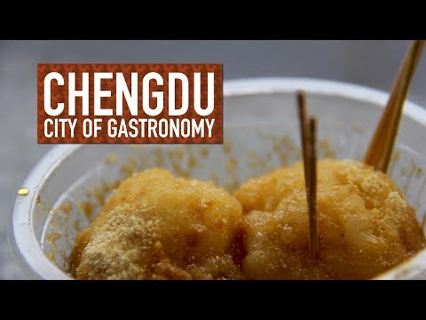Three Big Cannons - Chengdu Snacks // Chengdu: City of Gastronomy 07