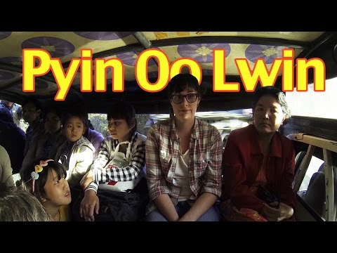 Day Trip to Pyin Oo Lwin, Myanmar