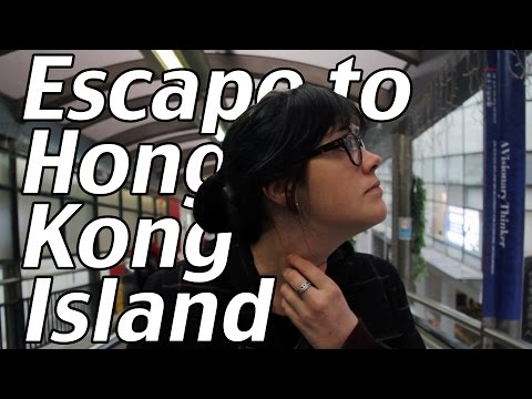 Escape to Hong Kong Island: Anime park and the Video Game Market