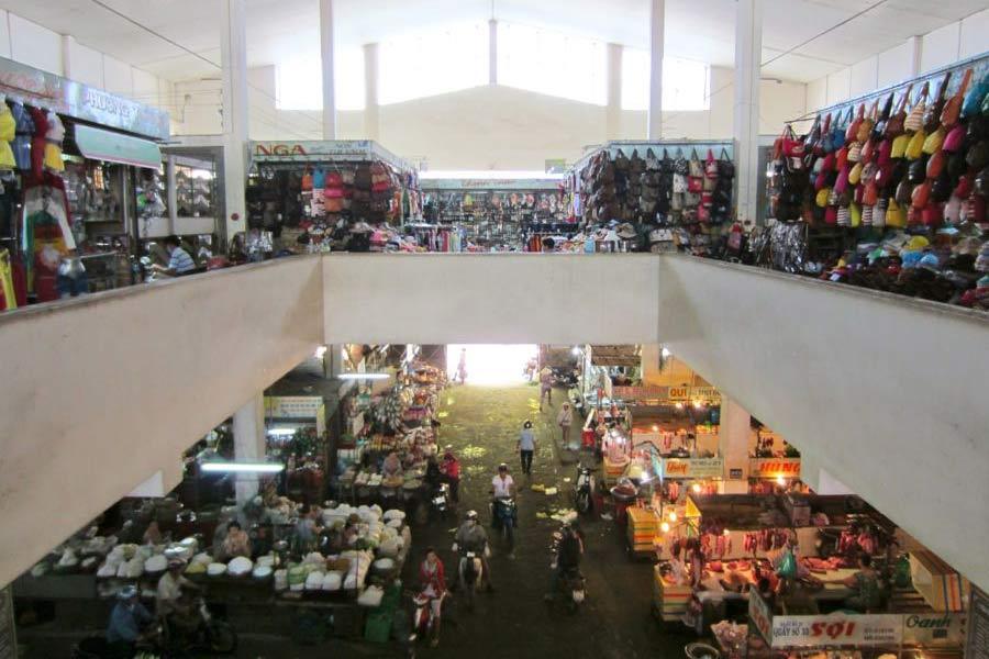 Ben Tre, Vietnam market