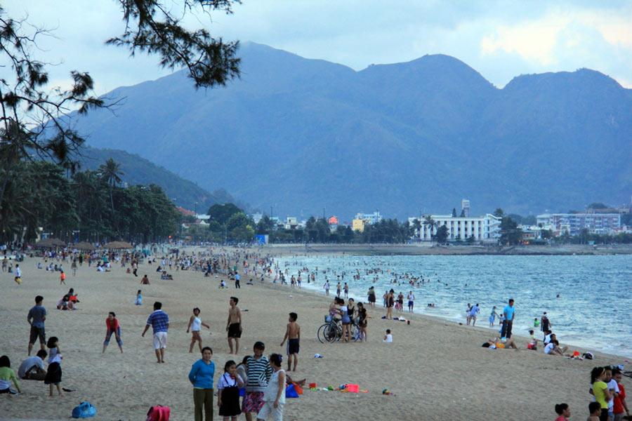 Nha Trang, Vietnam beach