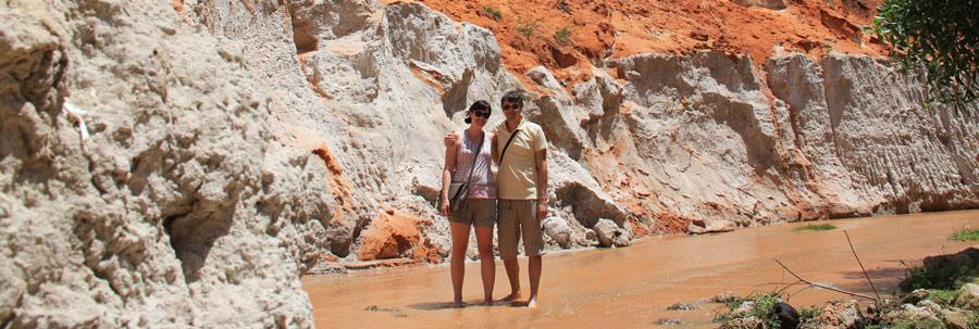 Budget Travel Vietnam - Soui Tien, Mui Ne, Vietnam
