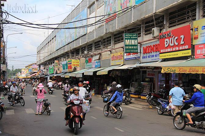 Thu Dau Mot's Market