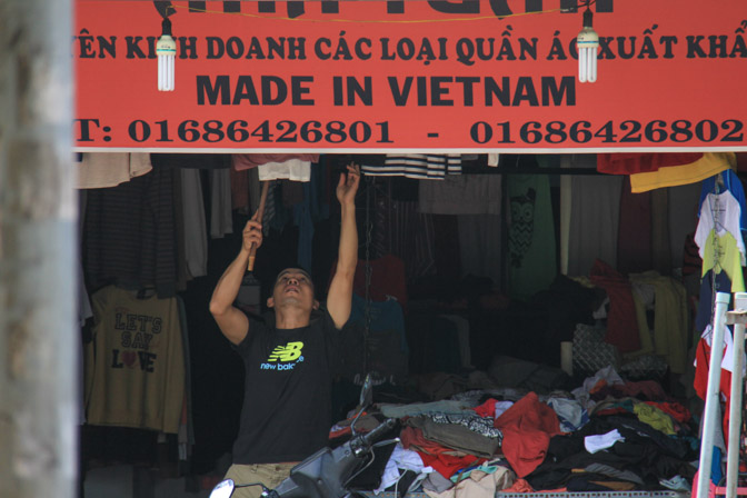 Made in Vietnam Clothing Store