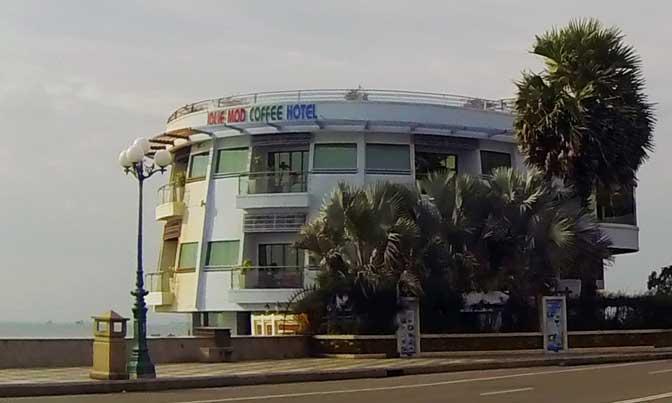 Jolie Mod Hotel in Vung Tau Vietnam