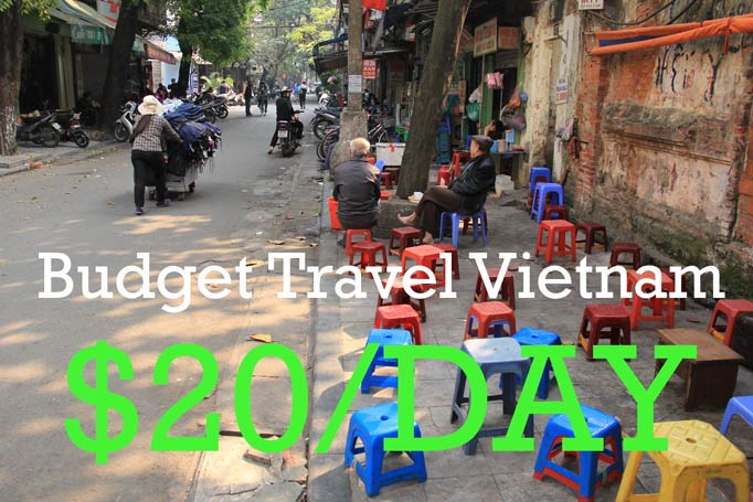 How You Can Budget Travel Vietnam For $20/day