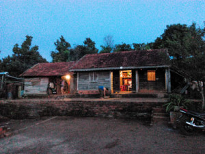 Dak Lak wooden cabin