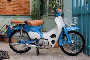 1969 Honda Cub - How Cheap is it to live in Vietnam?