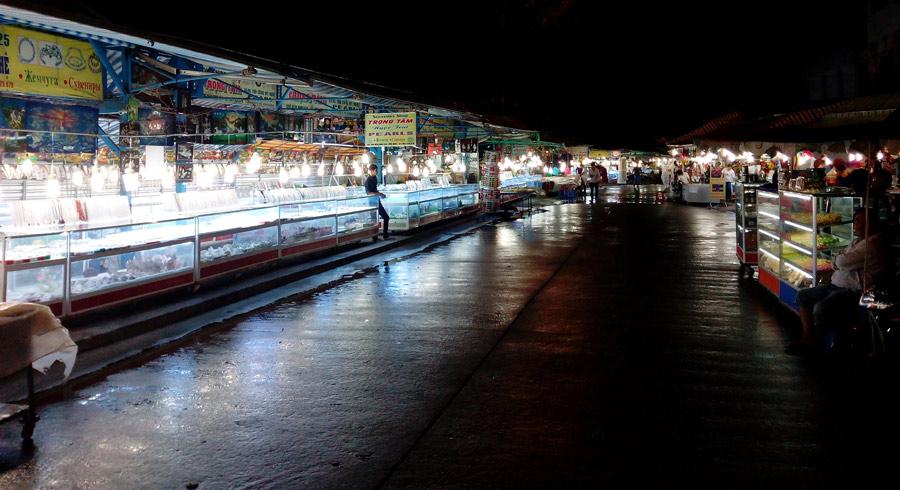 Phu Quoc Island, Vietnam night market