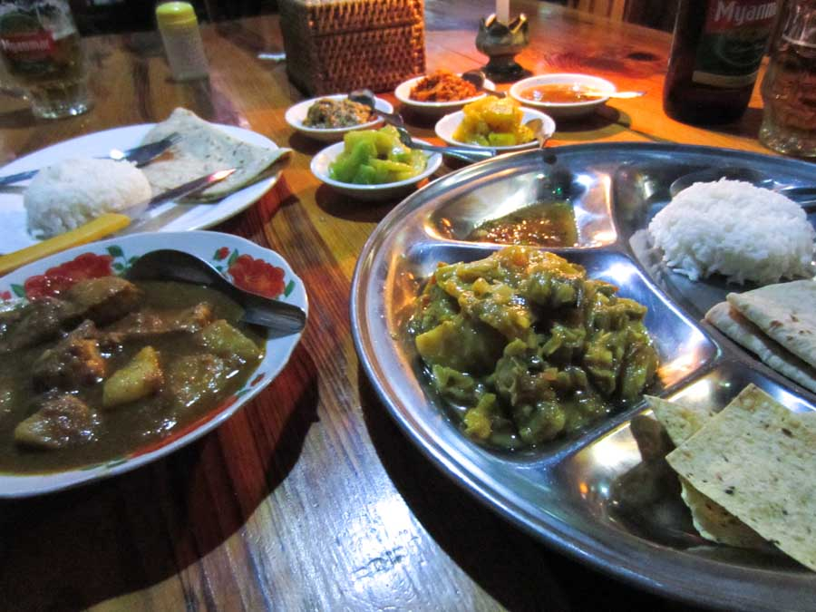 Everest 2 Restaurant, Nyaung Shwe, Myanmar