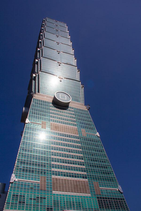 Taipei 101 in Taiwan
