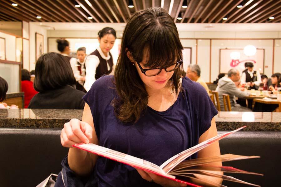 Din Tai Fung in Taipei, Taiwan