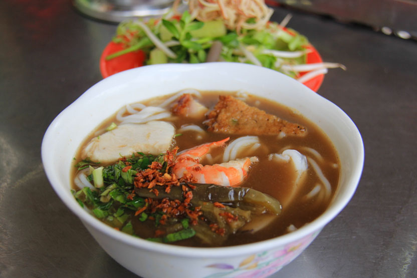 Soups in Vietnam that aren't pho - Bun Mam