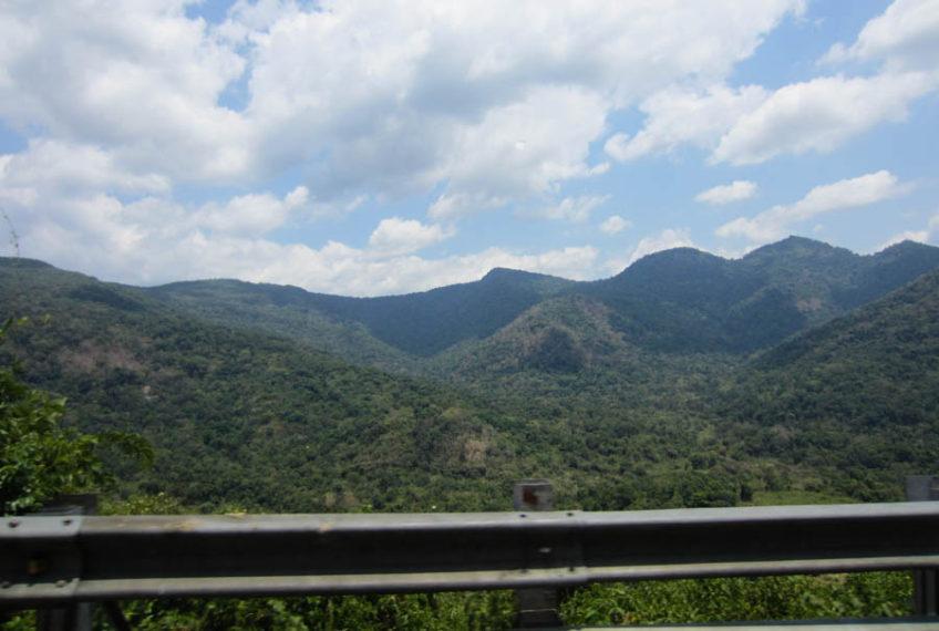 Driving to Dalat, Vietnam