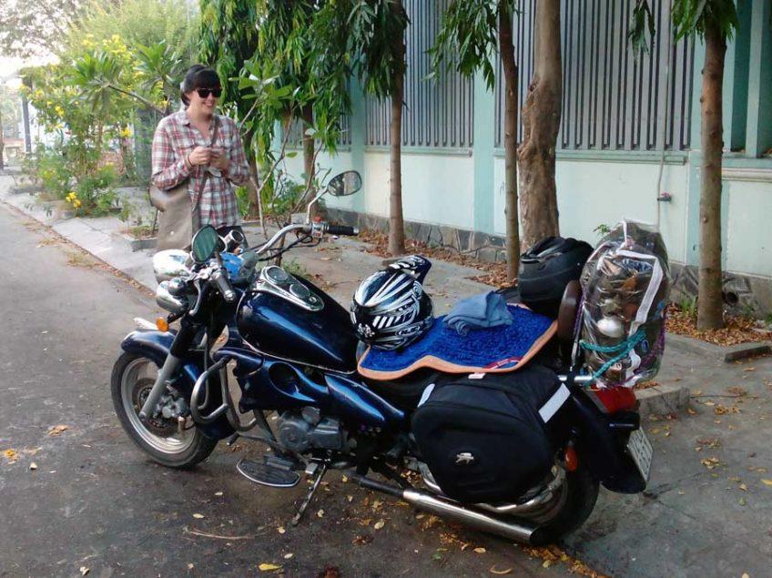 Vietnam Road Trip: Driving to Dalat